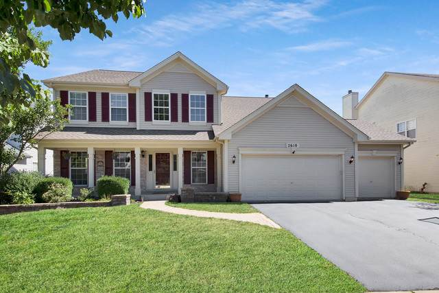 2610 Shenandoah Court, Aurora, IL 60503 (MLS #10850071) :: The Wexler Group at Keller Williams Preferred Realty