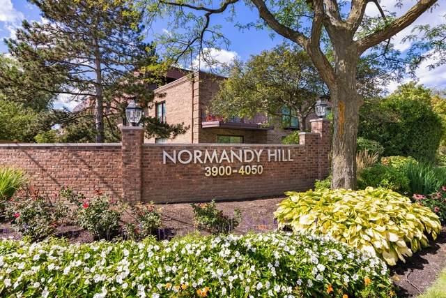 3950 Dundee Road #305, Northbrook, IL 60062 (MLS #10850147) :: John Lyons Real Estate