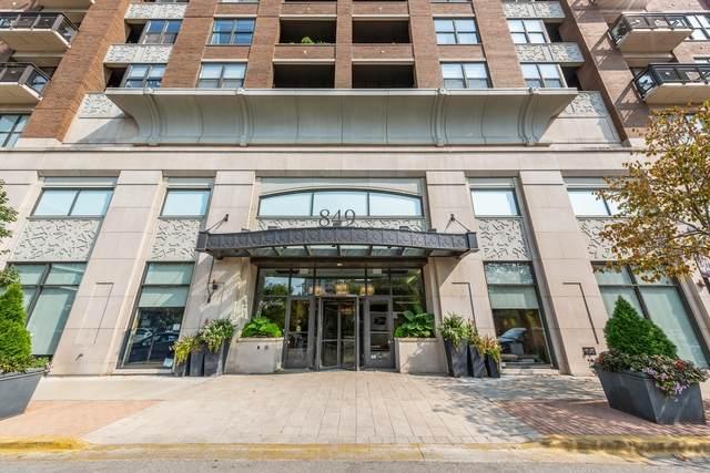 849 N Franklin Street #714, Chicago, IL 60610 (MLS #10850270) :: Ryan Dallas Real Estate