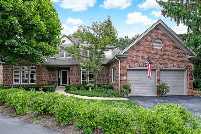 61 Huntington Court, Burr Ridge, IL 60527 (MLS #10850291) :: Lewke Partners