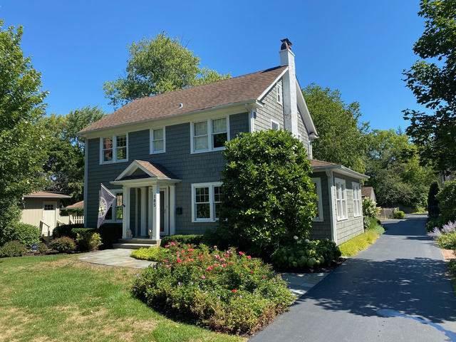 185 Washington Circle, Lake Forest, IL 60045 (MLS #10850378) :: Littlefield Group