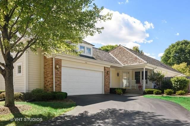 448 Park Barrington Drive, Barrington, IL 60010 (MLS #10850471) :: John Lyons Real Estate