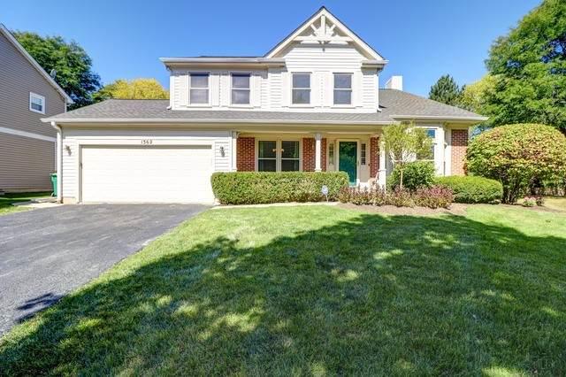 1362 Crossfield Court, Buffalo Grove, IL 60089 (MLS #10850480) :: Littlefield Group