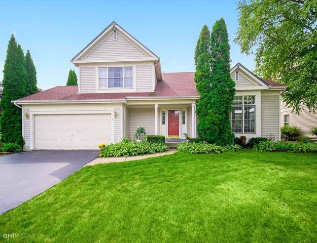 465 Bradley Road, Buffalo Grove, IL 60089 (MLS #10850481) :: Jacqui Miller Homes