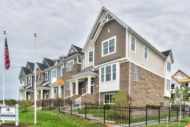1990 Kingsley Lot #1.01 Circle, Northbrook, IL 60062 (MLS #10850491) :: John Lyons Real Estate