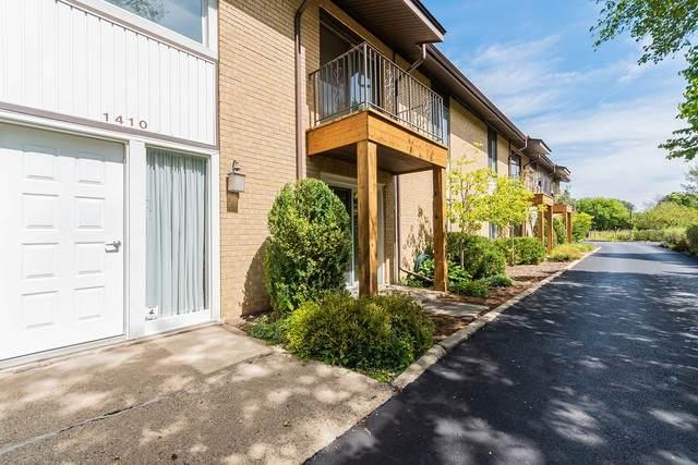 1410 Lehigh Avenue B1, Glenview, IL 60026 (MLS #10850514) :: John Lyons Real Estate