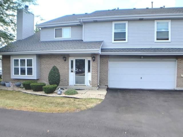5616 W Von Avenue A, Monee, IL 60449 (MLS #10850526) :: John Lyons Real Estate