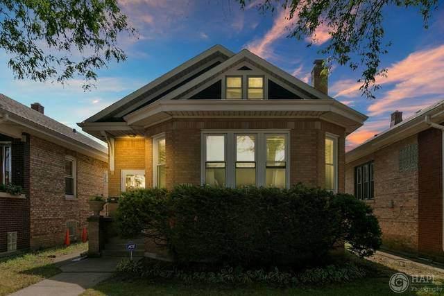6121 W Newport Avenue, Chicago, IL 60634 (MLS #10850542) :: John Lyons Real Estate