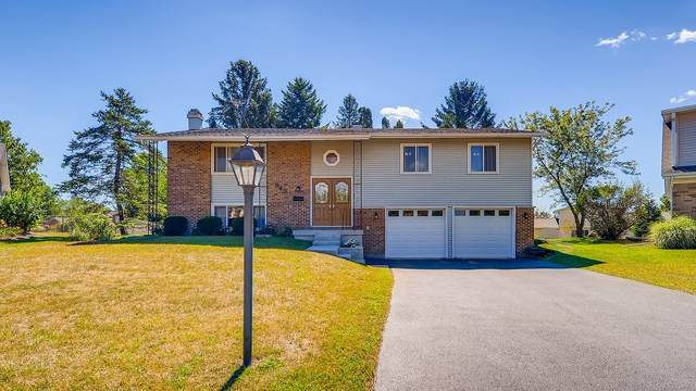 945 Sycamore Court, Hoffman Estates, IL 60192 (MLS #10850556) :: The Wexler Group at Keller Williams Preferred Realty