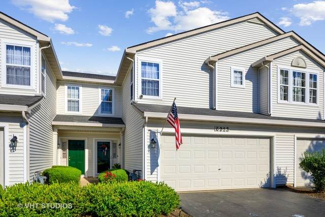 6923 Creekside Drive #6923, Plainfield, IL 60586 (MLS #10850605) :: Littlefield Group
