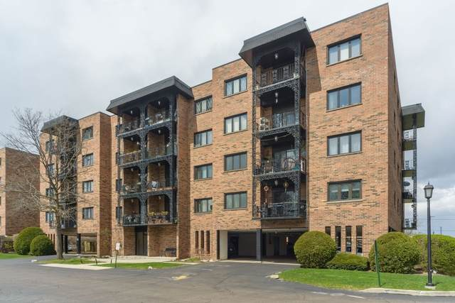 9356 Landings Lane #302, Des Plaines, IL 60016 (MLS #10850652) :: John Lyons Real Estate