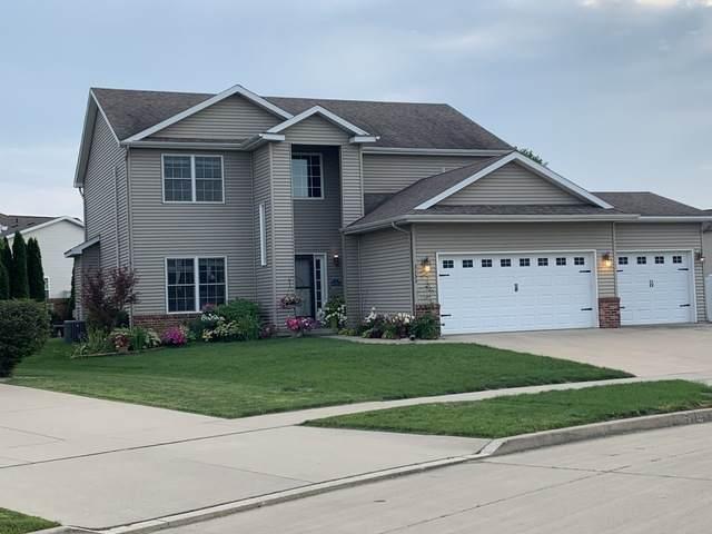 3153 Blue Bird Street, Normal, IL 61761 (MLS #10850666) :: Lewke Partners