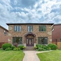 8519 Marmora Avenue, Morton Grove, IL 60053 (MLS #10850739) :: Ryan Dallas Real Estate