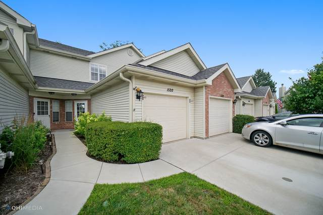 1520 Golfview Court, Glendale Heights, IL 60139 (MLS #10850806) :: Littlefield Group