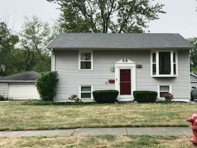 48 N Oak Lane, Glenwood, IL 60425 (MLS #10850883) :: John Lyons Real Estate