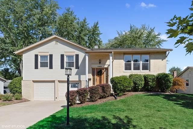 4165 Mason Drive, Hoffman Estates, IL 60192 (MLS #10850962) :: The Wexler Group at Keller Williams Preferred Realty