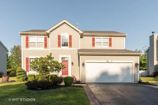 3011 Shenandoah Drive, Carpentersville, IL 60110 (MLS #10850969) :: Littlefield Group