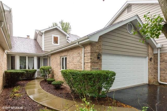 17238 Lakebrook Drive, Orland Park, IL 60467 (MLS #10851051) :: John Lyons Real Estate