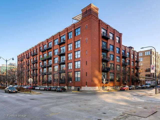 1000 W Washington Boulevard #541, Chicago, IL 60607 (MLS #10851090) :: The Wexler Group at Keller Williams Preferred Realty