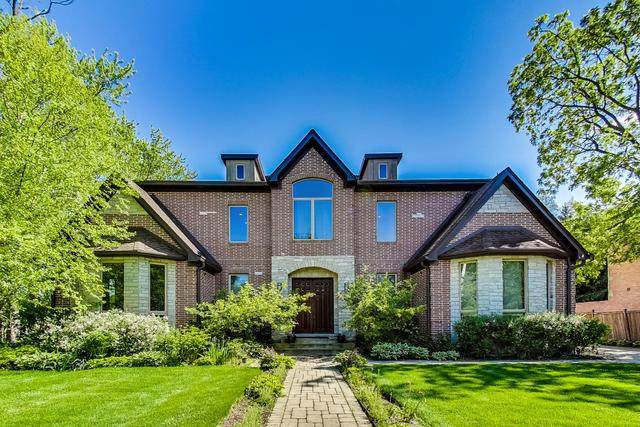 1815 Oakwood Road, Northbrook, IL 60062 (MLS #10851117) :: Lewke Partners