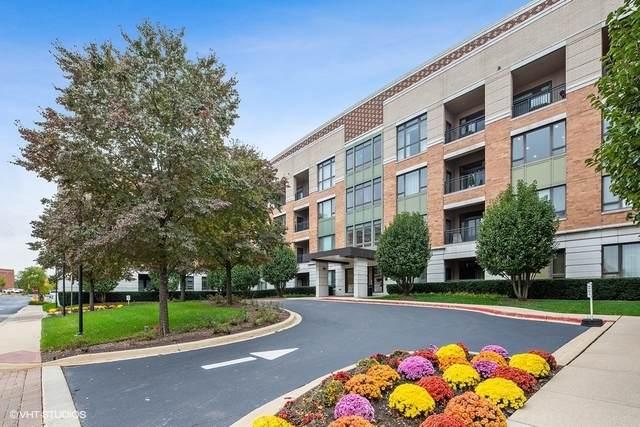1000 Village Center Drive #112, Burr Ridge, IL 60527 (MLS #10851127) :: John Lyons Real Estate
