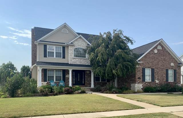 1412 Cross Creek Road, Mahomet, IL 61853 (MLS #10851193) :: Ryan Dallas Real Estate