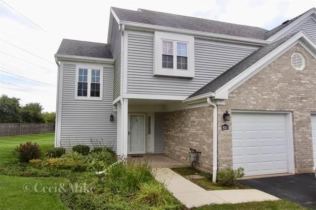 651 Dorset Court, Wheeling, IL 60090 (MLS #10851263) :: John Lyons Real Estate