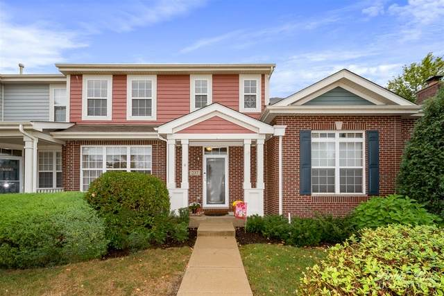 237 Garden Drive #237, Elgin, IL 60123 (MLS #10851374) :: John Lyons Real Estate