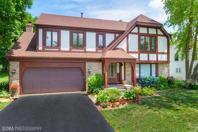 4991 Thornbark Drive, Hoffman Estates, IL 60010 (MLS #10851399) :: Lewke Partners