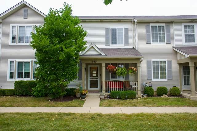 1565 Azalea Circle, Romeoville, IL 60446 (MLS #10851415) :: Angela Walker Homes Real Estate Group