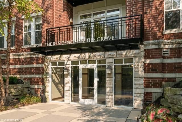 7753 Van Buren Street #508, Forest Park, IL 60130 (MLS #10851436) :: Angela Walker Homes Real Estate Group