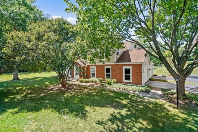 76 S Stonington Drive #121, Palatine, IL 60074 (MLS #10851438) :: John Lyons Real Estate