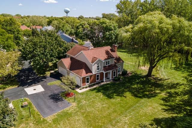 74 S Stonington Drive #122, Palatine, IL 60074 (MLS #10851470) :: John Lyons Real Estate