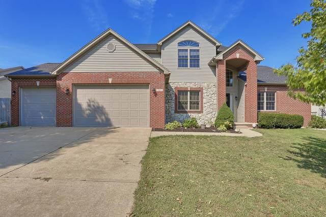 203 Fox Run Drive, Mahomet, IL 61853 (MLS #10851566) :: Ryan Dallas Real Estate