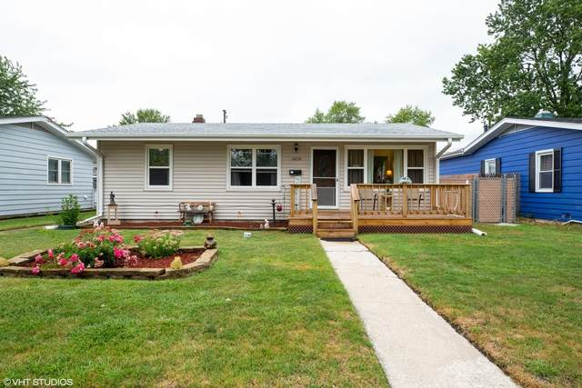 14830 S Whipple Street, Posen, IL 60469 (MLS #10851571) :: John Lyons Real Estate