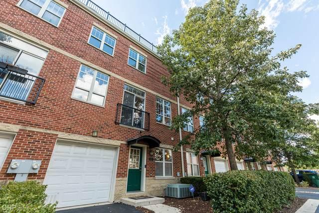3252 N Washtenaw Avenue, Chicago, IL 60618 (MLS #10851598) :: John Lyons Real Estate