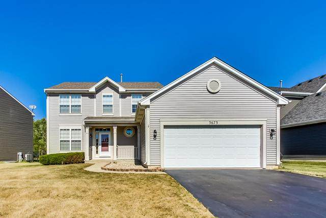 3673 Sonoma Circle, Lake In The Hills, IL 60156 (MLS #10851609) :: Littlefield Group