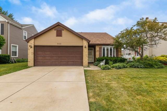 2533 Danbury Drive, Woodridge, IL 60517 (MLS #10851658) :: John Lyons Real Estate