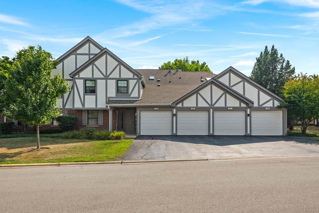 614 Catherine Court 28-D-R, Wood Dale, IL 60191 (MLS #10851728) :: John Lyons Real Estate