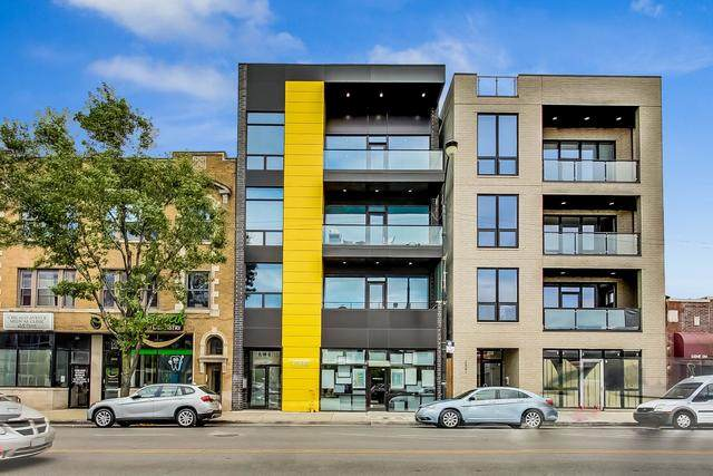 2335 W Chicago Avenue 4F, Chicago, IL 60622 (MLS #10851782) :: Lewke Partners