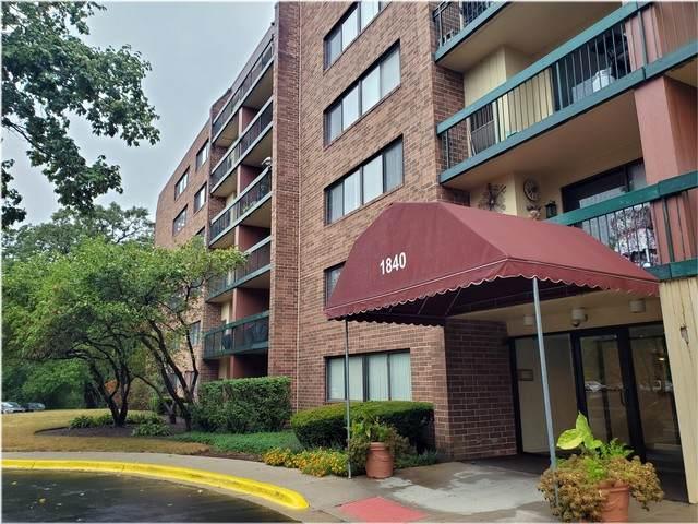 1840 Huntington Boulevard #513, Hoffman Estates, IL 60169 (MLS #10851886) :: John Lyons Real Estate