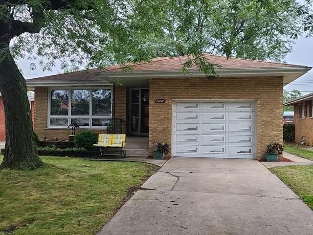 17711 Bernadine Street, Lansing, IL 60438 (MLS #10851888) :: The Dena Furlow Team - Keller Williams Realty