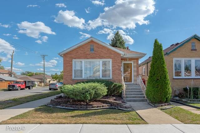 3701 W 55th Place, Chicago, IL 60629 (MLS #10851923) :: John Lyons Real Estate