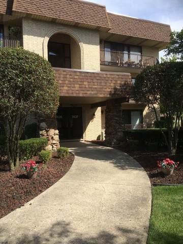 7437 Ponderosa Court 2S, Orland Park, IL 60462 (MLS #10851948) :: John Lyons Real Estate