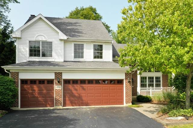 1970 Bridlewood Drive, Hoffman Estates, IL 60192 (MLS #10852094) :: Littlefield Group