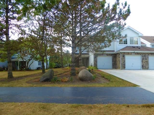 2757 Odlum Drive #3, Schaumburg, IL 60194 (MLS #10852116) :: John Lyons Real Estate