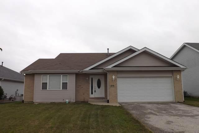 1419 Trailside Drive, Beecher, IL 60401 (MLS #10852202) :: John Lyons Real Estate