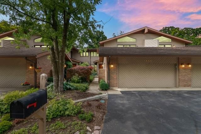1445 Fox Lane, Hinsdale, IL 60521 (MLS #10852322) :: John Lyons Real Estate