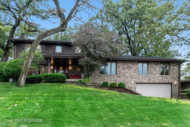 7260 W Ishnala Drive, Palos Heights, IL 60463 (MLS #10852397) :: John Lyons Real Estate