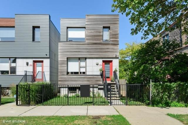 1702 N Whipple Street, Chicago, IL 60647 (MLS #10852641) :: The Wexler Group at Keller Williams Preferred Realty